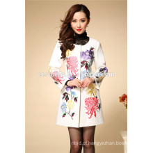 2016 mais recente Moda Ladies Spring Autumn Winter Trench Coat Dress