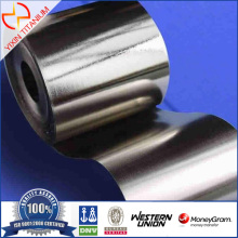 Gr2 Titanium Foil Thickness 0.03mm
