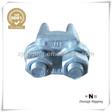 JIS Type Drop Forged Wholesale Steel Wire Rope Clamp