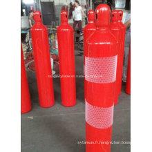 Cylindres à gaz mixtes approuvés par 40L CE