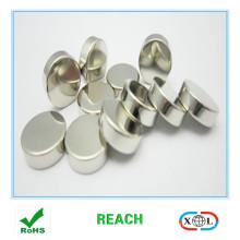 kleine Runde Nickel-Beschichtung-Neodym-Magneten
