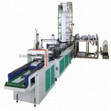New Automatic Non Woven Handle Bag Making Machine