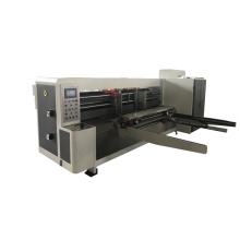 Automatic Die Cutting And Creasing Roller Machine for clapboard box factory