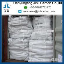 Cálcio calcinado grafite do petróleo da alta taxa de enxofre de S 0.7% CPC para a fundição