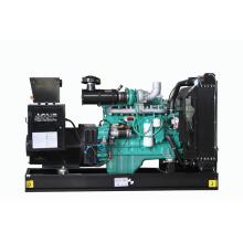 Open type top quality diesel generator set Power by Cummins