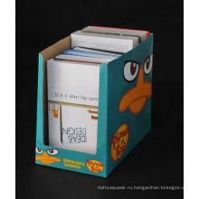 Коробка дисплея Бумажная упаковка для кофе с конкурентоспособной ценой