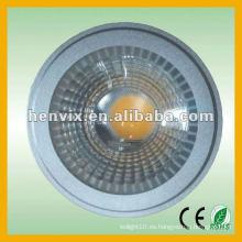 Cob 10W LED proyector base AR111