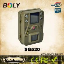 2016 Kleinste billige Spielkameras SG520 mit 12 Megapixel 940nm Low Glow IR LED-Leuchten