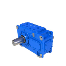 H series parallel shaft helical gear unit