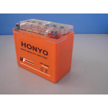 Batteries de moto plomb-acide 12N7L-BS MF