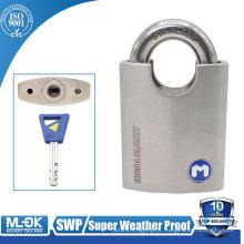 MOK lock W33 / 50WF chave mestra de aço inoxidável OPT cadeado