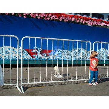 Barrières / clôtures de contrôle de la fougue usée en métal (TS-L02)