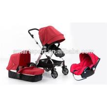 European Style Luxury Stroller Baby with certificate EN1888