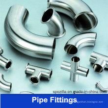China Supplier ASME Bpe Tp316L Pipefittings