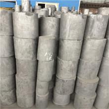Tige d'électrode en graphite pour l'industrie chimique