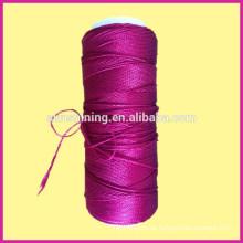 600D / 3 Mehrlagiges Viskose-Rayon-Filament-Garn