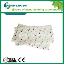 Convenient and Long-lasting Needle Punched Nonwoven Towels