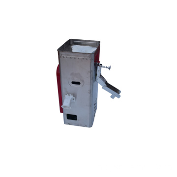 Home Use Ss Material 6Ns-4 Mini Mill Mill Machine