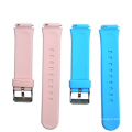20mm silicone rubber smart watch band strap