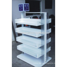 Factory Price Garment Retail Shop Equipment Freestanding Wooden Acrylic Pants And Bra Display Racks