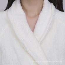 Оптовая дешевые чистый бамбук волокна халат 100% бамбук халаты подгонянное тавро
