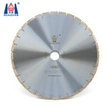 Huazuan 450mm diamond cutting saw marble blade