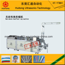 Ultrasonic Non-Woven Bouffant Cap Making Machine