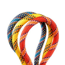Wholesale Rainbow Color Square Dancing Short Rope Gymnastic Rope