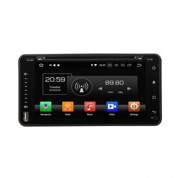 Car Multimedia Player Navigation System per Toyota Universal