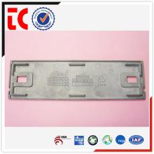 Personalizar alumínio Equipamento de comunicação placa de peças de fundição