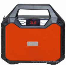 """Altavoz de batería recargable de 5 """"F34"""