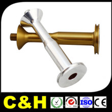 CNC Machining Turning Lathe Made with Stainless Steel Aluminum Brass Plastic
