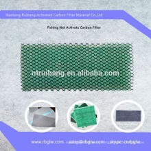 Diamond Fishing Mesh Activated Carbon Filter
