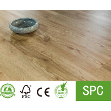 SPC flooring with Underlayment