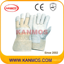 Sell Pig Grain Leather Industrial Safety Work Gloves (22004)