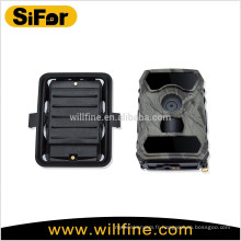 Thermal IR hunting camera 12 MP 1080P 3G SIM card battery operated hunting camera