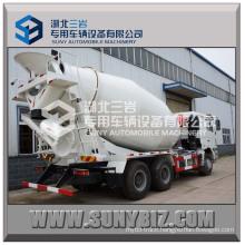 Shacman 6X4 12000L Cement Concrete Mixer Truck