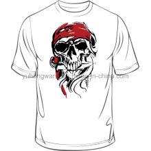 T-shirt imprimé pour homme à haute qualité