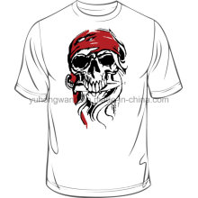 Hot Selling High Quality Cotton Men′s Printed T-Shirt