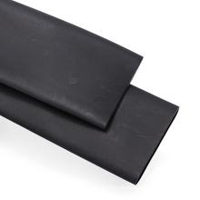 Black Rohs Decorative Thin Wall Heat Shrink Tube
