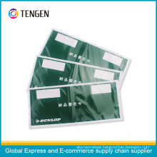 Self Adhesive Packing List Pouch
