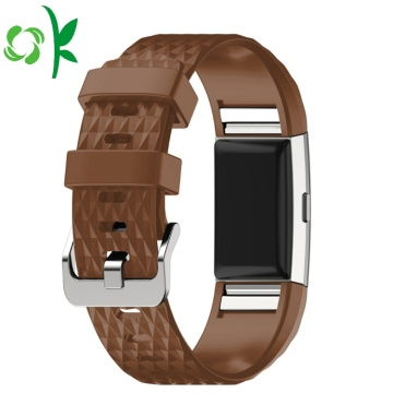 Wristband Soft Silicone Justera Band Tillbehör Watch Strap