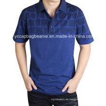 100% Baumwollqualitäts-Männer Polo-Hemd