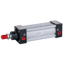 Standard Air Cylinder DNC Series 80*150mm G3/8""