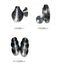 tungsten carbide step cone pulley products