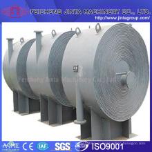 Высокоэффективный спиральный пластинчатый теплообменник