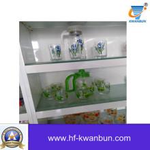 Jarra de vidro de alta qualidade utensílios de cozinha Kb-Jh06116