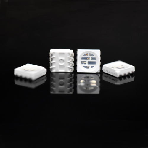 4 Chips 5050 SMD LED RGBIR