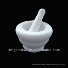 marble mortar and pestle/stone mortar and pestle/mortar with pestle