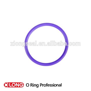 China fabricante suministro de goma púrpura o anillo para el sellado